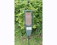 Double Suet Feeder Green SERUBDSF200H