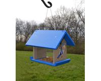 Mealworm Feeder Blue/Grey SERUBMWF200