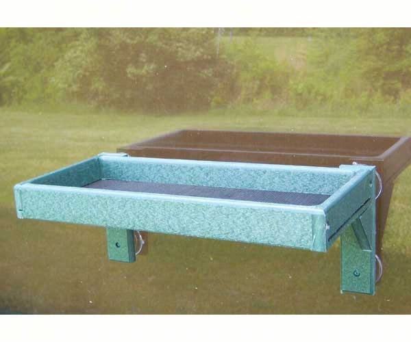 Recycled Plastic Window Feeder SERUBWF