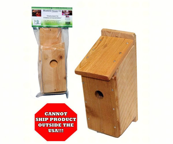BlueBird House Kit SESC00605'
