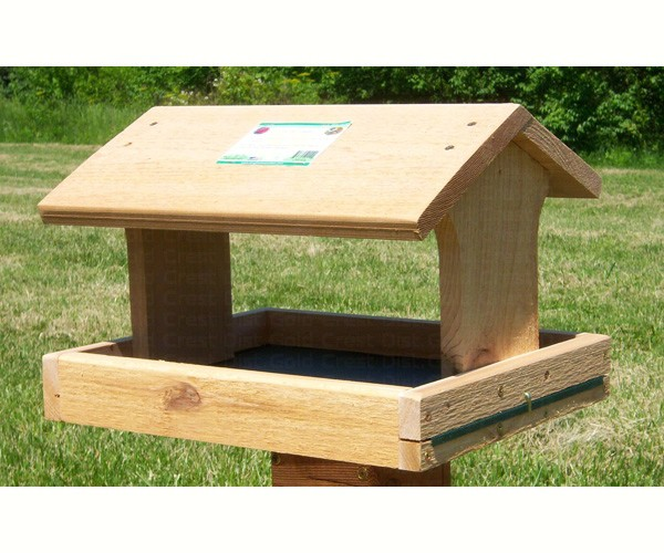 Fly Thru Feeder (Removable tray) SESC1015C'