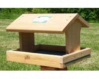 Fly Thru Feeder (Removable tray)-SESC1015C