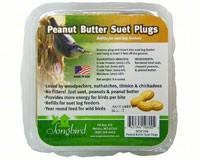 Songbird Suet Plugs Peanut-SESC108