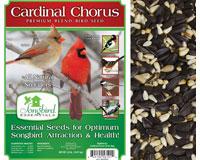 Cardinal Chorus, 5 lb. + FREIGHT SESEED100GC