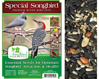 Special Songbird, 20 lb. + FREIGHT-SESEED106GC