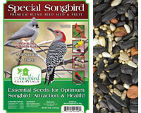 Special Songbird, 40 lb. + FREIGHT-SESEED107GC