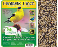 Fantastic Finch, 5 lb. + FREIGHT-SESEED110GC