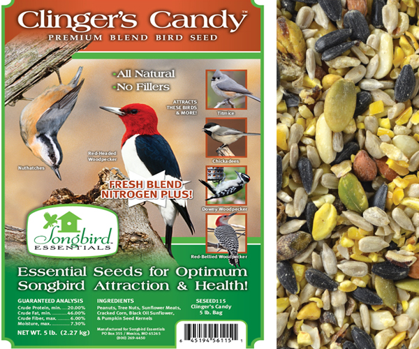 Clinger's Candy, 5 lb. + FREIGHT
