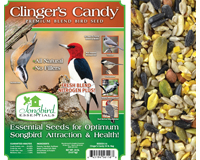 Clinger's Candy, 20 lb. + FREIGHT-SESEED116GC