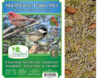 Shell-Free Patio Mix, 5 lb. + FREIGHT-SESEED120GC