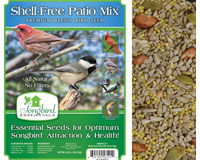 Shell-Free Patio Mix, 20 lb. + FREIGHT-SESEED121GC
