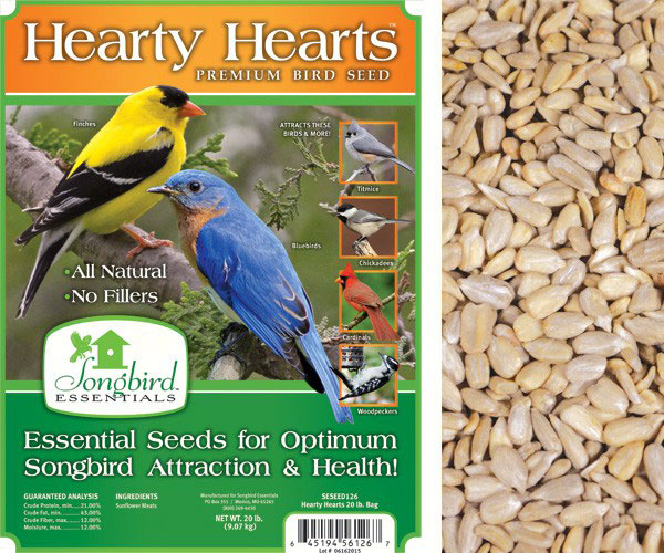 Hearty Hearts, 20 lb. + FREIGHT