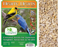 Hearty Hearts, 20 lb. + FREIGHT-SESEED126GC