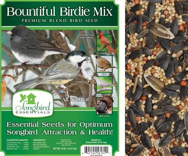 Bountiful Birdie Mix, 5 lb. + FREIGHT