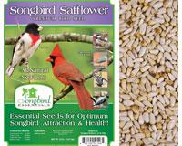 Songbird Safflower, 40 lb. + FREIGHT SESEED147GC