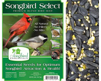 SONGBIRD SELECT 5 LB + FREIGHT-SESEED155GC