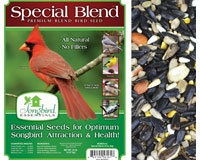 SPECIAL BLEND, 5 LB + FREIGHT-SESEED160GC