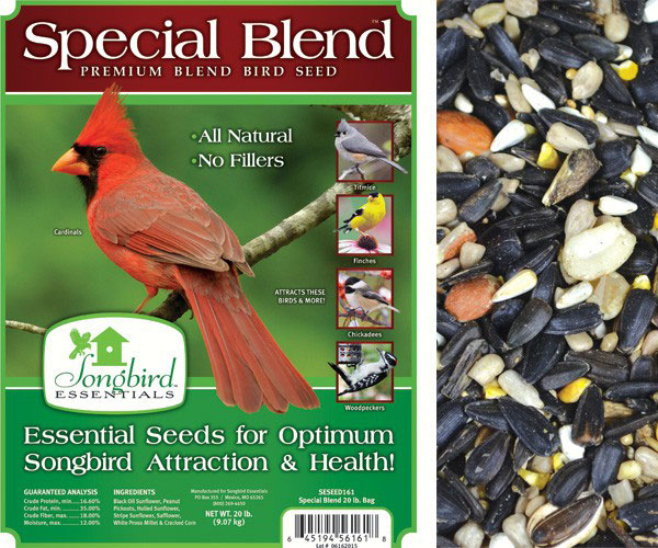 SPECIAL BLEND, 20 LB + FREIGHT