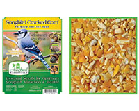 SONGBIRD CRACKED CORN, 20 LB + FREIGHT-SESEED184GC