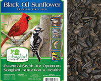 SONGBIRD Black OIL (PWB) 40 LBS + FREIGHT SESEED193GC