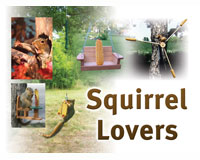 Squirrel Lovers Sign SESIGNSQLOVER