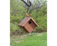 Hanging Cedar Wren House SETC116
