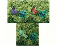 Flutterby Set of 3 (2 Butterflies, 1 Dragonfly)-STI40500SET