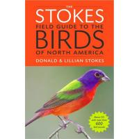 Field Guide To The Birds of North America by Donald and Lillian Stokes-HBG0316010504