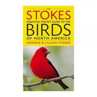 Essential Pocket Guide to the Birds of North America by Donald and Lillian Stokes-HBG0316010511