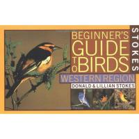 Beginners Guide to Birds Western Region by Donald and Lillian Stokes-HBG0316818124