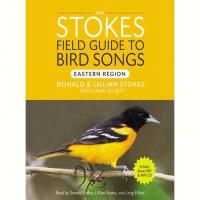 Field Guide To Bird Songs East 3 CD's + 1 mp3 CD-HBG1607887836
