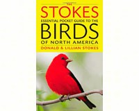 Essential Pocket Guide to the Birds of North America by Donald and Lillian Stokes-STOKES316010510