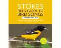 Field Guide To Bird Songs East 3 CD's + 1 mp3 CD-STOKES607887836