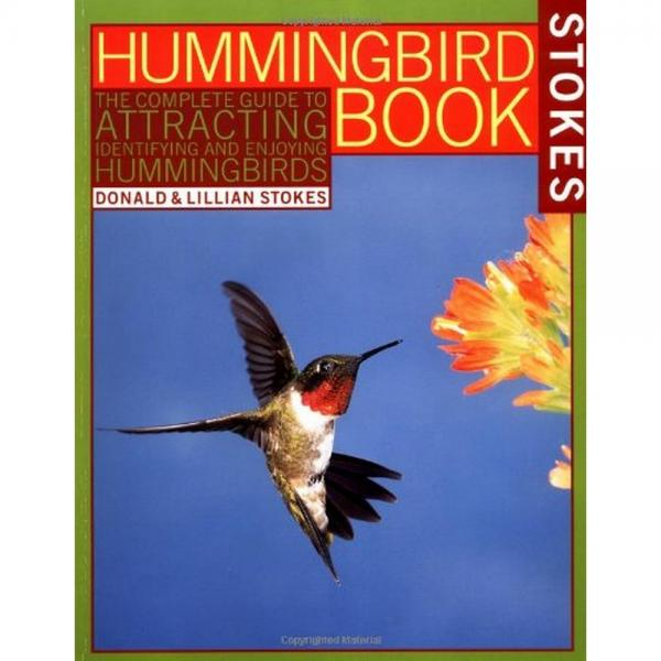 Hummingbird Book STOKESHUM'