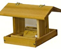 Small Hanging Hopper Feeder-SP1F