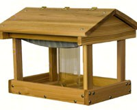 Pavilion Feeder withSeed Hopper-SP6F