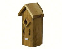 Country Squire Peak Roof House-SPCS2