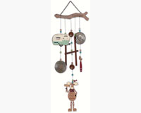 Moose Wind Chime-SV91700