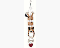 Dog Rooter & Hummingbird Feeder-SV91723