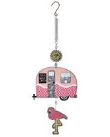 Flamingo Camper Bouncy-SV93164