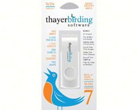 Thayer's Birds of North America Version 7 USB Flash Drive Windows Edition-THA7