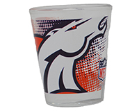 Denver Broncos Shot Glass-MC100107DENBRON