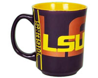LSU Tigers 11 oz Reflective Mug-MC1679LSUTIGERS