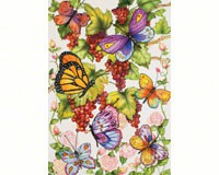 Vineyard Fruit House Flag-TOL100028