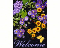 Butterfly Vineyard Garden Flag-TOL119488