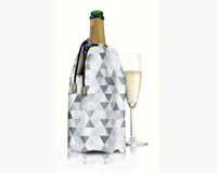Active Cooler Champagne - Diamond Gray-VACUVIN3885260