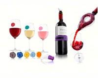 Wine Tasting Gift Set-VACUVIN3889550