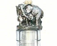 Elephant Pewter Winelight-VCWLPE