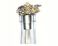 Grapevine Pewter Flat Winelight-VCWLPGVF