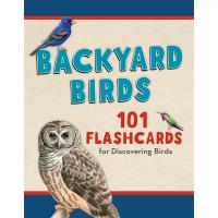 Backyard Birds: 101 Flashcards for Discovering Birds-WFP1493025831